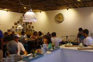Café 'friends'