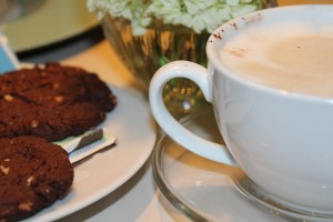 Cappuccino & Cookies